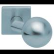 Scoop 1006 Lup SB inox négyzetrozettás kilincsgarnitúra