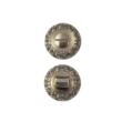 Bussare Classic Antigo antik bronz körrozettás kilincsgarnitúra A-38-20