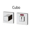 Cubo WC visszajelzős rozetta