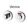 Verona V WC visszajelzős rozetta