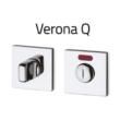 Verona Q WC visszajelzős rozetta
