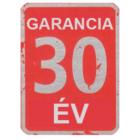 30 év garancia