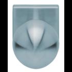 Scoop polir inox gomb