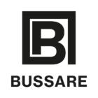Bussare Classic Limpo szatén króm négyzetrozettás kilincsgarnitúra