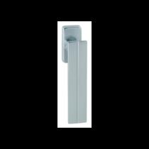 Tupai Linha 1 matt króm négyzetrozettás ablakfélkilincs HR 2736Q