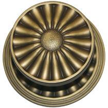 Linea Cali Daisy matt bronz fix gomb ∅ 80 mm 1070 PT 080