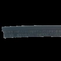 Eclisse fekete takaró kefe tolóajtóhoz