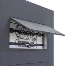 Eclisse Syntesis® Tech egyszárnyú strang ajtó (revíziós ajtó) felfelé nyíló