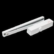 Silin SA-8033w csúszósínes fehér ajtócsukó/ajtóbehúzó 60-85 kg ajtókhoz