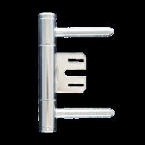 Háromrészes pánt - pántközép acéltokhoz és pántalsó-pántfelső  V8000+V0026
