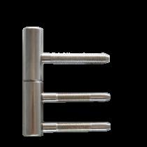 Kétrészes pántalsó fatokhoz és pántfelső V3400+V0020