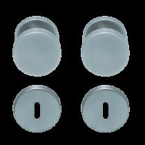 Maestro henger gomb-gomb körrozettás kilincsgarnitúra