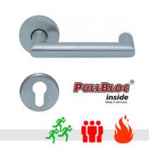 Scoop 1009 PullBloc tűzgátló pánik körrozettás kilincsgarnitúra