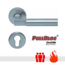 Scoop 1016 PullBloc tűzgátló körrozettás kilincsgarnitúra