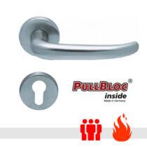 Scoop 1103 PullBloc tűzgátló körrozettás kilincsgarnitúra