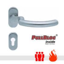 Scoop 1985 PullBloc tűzgátló oválrozettás kilincsgarnitúra