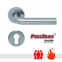 Scoop 2100 PullBloc tűzgátló körrozettás kilincsgarnitúra