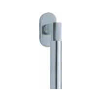 Scoop Bauhaus 1016 ablakfélkilincs rozsdamentes acél