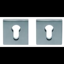 Scoop inox biztonsági PZ négyzetrozetta