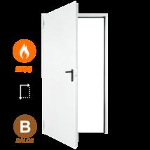 FORM EI90 acél tűzgátló ajtó DIN 875x2125 (balos nyitásirány)