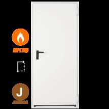 NINZ Proget EI120 acél tűzgátló ajtó 1200x2100 (Jobbos nyitásirány)