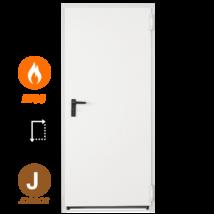 NINZ Proget EI60 acél tűzgátló ajtó 1000x2100 (Jobbos nyitásirány)