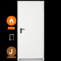 NINZ Proget EI60 acél tűzgátló ajtó 1200x2100 (Jobbos nyitásirány)