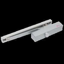 Silin SA-8033s csúszósínes szürke ajtócsukó/ajtóbehúzó 60-85 kg ajtókhoz