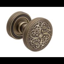DND Fiorenza súrolt bronz fix gomb