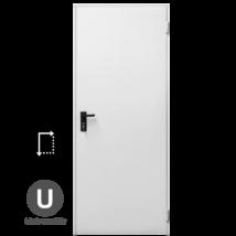 NINZ Rever Multifunkciós papírrácsbetétes acélajtó 900x2100 mm (univerzális nyitásirány)