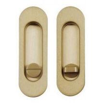 Made In Italy Húzóka pár 3665 WC szatén réz