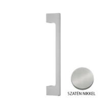 Mandelli Tolóajtó húzórúd pár matt szatén nikkel 2239/AP