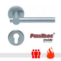 Scoop 1001 PullBloc tűzgátló körrozettás kilincsgarnitúra