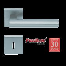 Scoop 1011 inox kilincsgarnitúra SlideBloc mechanikával