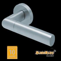 Scoop 1012 inox kilincsgarnitúra SlideBloc mechanikával