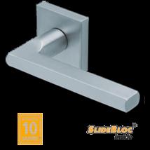 Scoop 1025 inox kilincsgarnitúra SlideBloc mechanikával