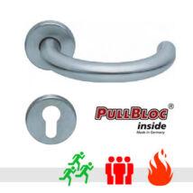 Scoop 1070 PullBloc tűzgátló pánik körrozettás kilincsgarnitúra