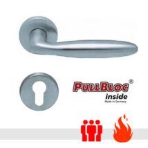 Scoop 1083 PullBloc tűzgátló körrozettás kilincsgarnitúra