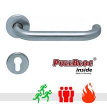 Scoop 1105 PullBloc tűzgátló pánik körrozettás kilincsgarnitúra