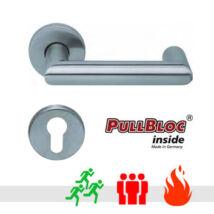 Scoop 2009 PullBloc tűzgátló pánik körrozettás kilincsgarnitúra