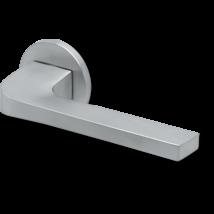 Scoop formspiele 8044 matt króm lapos körrozettás kilincsgarnitúra