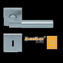 Scoop 1016 inox kilincsgarnitúra SlideBloc mechanikával