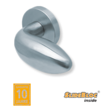 Scoop 1066 Boby inox kilincsgarnitúra SlideBloc mechanikával