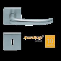 Scoop 1103 Dragon inox kilincsgarnitúra SlideBloc mechanikával