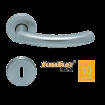 Scoop 1085 Golf SB inox körrozettás kilincsgarnitúra