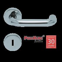 Scoop 1104 Rondo polírozott inox kilincsgarnitúra PullBloc mechanikával