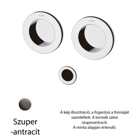 Olivari Dante szuperantracit blind húzókagyló pár