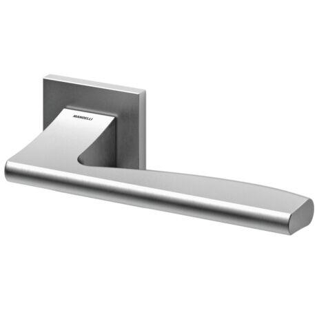 Mandelli Link modern négyzetrozettás kilincsgarnitúra