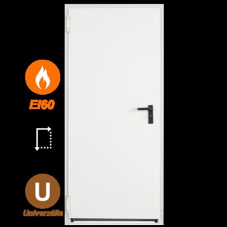 NINZ Univer EI60 acél tűzgátló ajtó