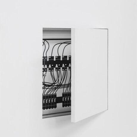 Eclisse Syntesis Tech egyszárnyú revíziós ajtó (strang ajtó) jobbra / balra nyíló